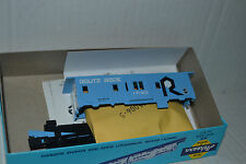 Rail Runner 273-1 The Rock Bay Window Caboose ho scale