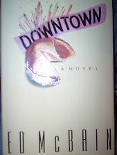 Downtown by Ed McBain (signed)
