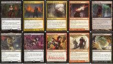 MTG Rakdos Vampire Deck - Black Red - Magic the Gathering