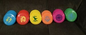 Lot of 30 Brand New Wham-O collectible Frisbees! All Colors. Full set! 5 of Each