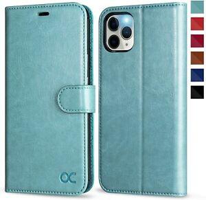 Wallet Case Designed for iPhone 11 Pro Max Case [Card Slot] [Kickstand] [TPU Sho