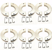 WPL Metal Radgewicht OP Reifen Gegengewicht Eisenteile Für B16 B24 B36 RC Car