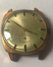 """montre ancienne """"PAT""""  mvt FE 233-60"""