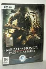 MEDAL OF HONOR PACIFIC ASSAULT GIOCO NUOVO PC DVD VERSIONE ITALIANA VBC 47012