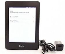 Amazon Kindle Paperwhite, 1st Gen, Wi-Fi + 3G, Black  12-3A