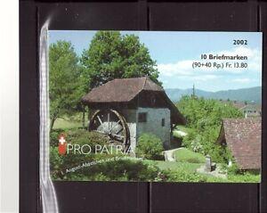 Markenheftchen Schweiz 04