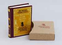 MINIATURE BOOK  Sherlock Holmes The Adventure of the Second Stain (SH37)