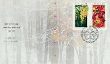 CANADA #2000-2001 48¢ NATIONAL EMBLEMS FIRST DAY COVER