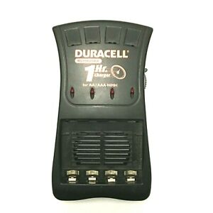 Duracell 1hr AA/AAA Fast Charge Battery Charger Model: CEF80KTNEU