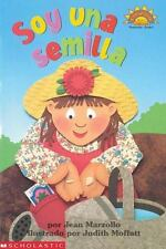Soy Una Semilla (Hola, Lector!) (Spanish Edition)-ExLibrary