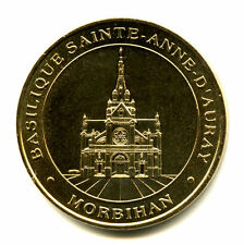 56 SAINTE-ANNE D'AURAY Basilique, 1998, Monnaie de Paris