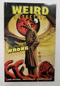 Weird Detective The Stars are Wrong - Dark Horse Graphic Novel  (e1)