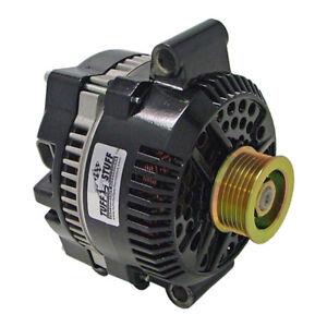 Tuff Stuff Alternator 7768B; 3G 150 Amp Black for 1992-04 4.6/5.4L MOD, 6.8L