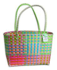 "Overbeck and Friends - Markttasche ""Sol tropical"", klein - Korb Tasche Shopper"