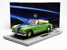 BBR 1951 Alfa Romeo 6C 2500 GT Touring Villa d'Este Green/Blue 1/18 LE of 100