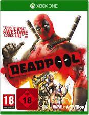 XBOX ONE Spiel Deadpool 100% UNCUT NEU&OVP Paketversand