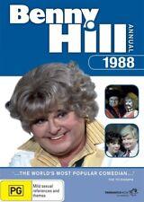 Benny Hill 1988 (DVD, 2012) - Region 4