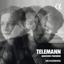 Telemann - Quatuors Parisiens [New CD]
