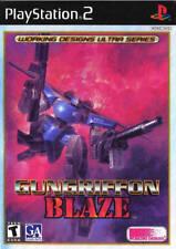 Gun Griffon Blaze PS2 New Playstation 2