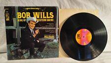 VINYL LP RECORD ALBUM BOB WILLS KING OF WESTERN SWING