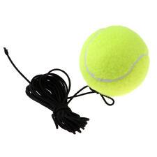 Palla da Tennis di Addestramento in Gomma + Feltro con Stringa Accessori di