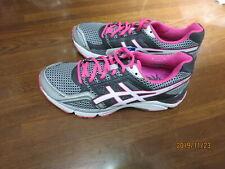 Asics Running  shoes   Gary/ Pink  Gel  Foundation SIZE US#9 Euro 40.5