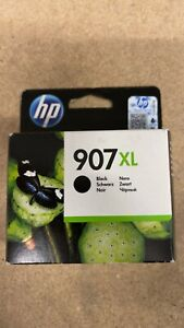T6M19AE T6M19A HP 907XL BLACK INK CARTRIDGE HP907XL GENUINE ORIGINAL 903XL EXTRA