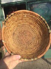 vintage Native American Utilitarian Basket