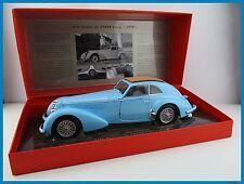 ALFA ROMEO 8c 2900b lungo 1938 in blu chiaro Minichamps 1:18 NUOVO OVP