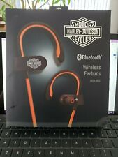Harley Davidson Bluetooth Wireless Earbuds with MIC BRAND NEW