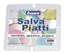 BAMA - TAPPETO LAVELLO PICCOLO - SALVAPIATTI IN GOMMA IGIENICO 30X30