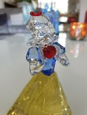 Disney Swarovski Crystal Snow White Limited Edition Figurine 2019 Sold Out New