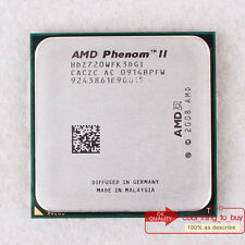 AMD Phenom II X3 720 HDZ720WFK3DGI CPU 2.8/6M/4000 Socket AM3 100% work free sp