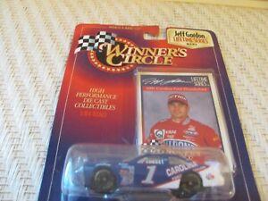 "Jeff Gordon - 1991 #1 ""Carolina Ford Dealers"" - 1:64 Winner's Circle"