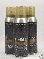 JEROME RUSSELL GOLD HAIR AND BODY GLITTER  3.5 OZ  (3PC) UPC,014608528712