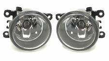 Pair Right OS Left NS Side front Fog Spot Lights with H11 bulbs for