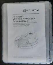 Polycom Wireless Microphone VTX 1000