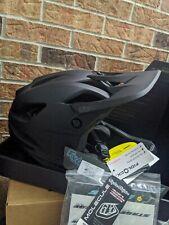 Troy Lee Designs Stage Stealth Midnight Helmet MD/LG 57-59cm