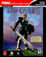 Lineage II: The Chaotic Chronicle (Prima's Official Strategy Guide)