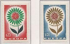 Europa CEPT 1964 Monaco 782-783 - MNH Postfris