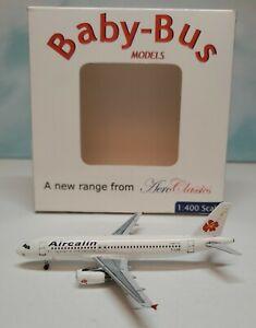 Aeroclassics 1:400 Aircalin A320 F-OJSB Air Caledonie International Airbus