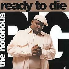 "New Music Notorious B.I.G ""Ready To Die"" 2xLP"