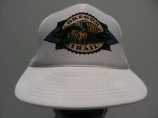 OREGON TRAIL - 1843-1993 - 150 YEARS - RETRO - ADJUSTABLE SNAPBACK BALL CAP HAT!