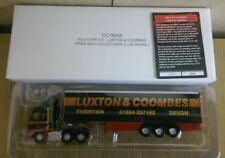 Corgi CC18008 1:76 Volvo FH C/S Luxton & Coombes CCM 2009 Ltd Ed 3004 of 3004