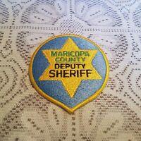Maricopa County Deputy Sheriff Patch Crest Applique Logo