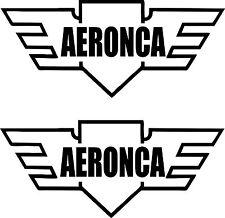 2 AERONCA  decals Free Shipping