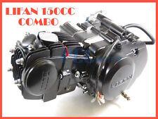 LIFAN 150CC Motor Engine CARBURETOR OIL COOLER PIT DIRT BIKE I EN23-COMBO