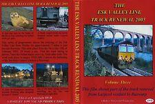 56   Railways - Esk Valley Line Track Renewal (Part 3 of 4 disc set) DVD