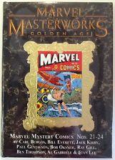 Marvel Masterworks #166 Marvel Mystery Comics 21-24 Kirby Everett $59.99 Retail