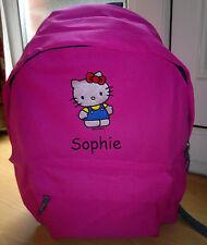 Personalised School Gym/Sports/Dance/Rucksack Backpack